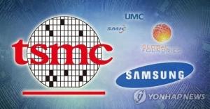 삼성 전자 반도체 영업 이익은 인텔과 TSMC가 세계 3 위로 밀어 붙였다
